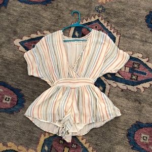 romper from urban outfitters size xs
